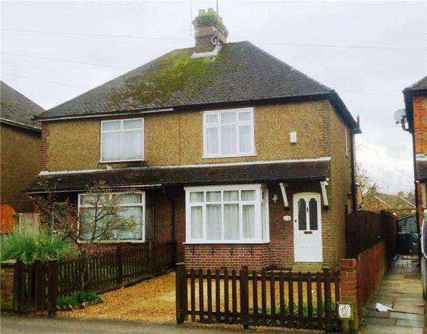 2 Bedrooms Semi Detached House for sale in Stanbridge Road, Leighton Buzzard