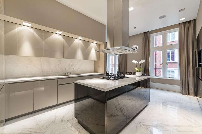 8 Bedrooms Flat for rent in Rose Square, Fulham Road, South Kensington, London, SW3
