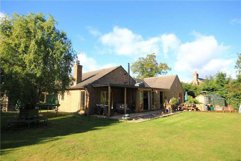 5 Bedrooms Detached Bungalow for sale in Hither Bush, Lyde, Hereford, HR4