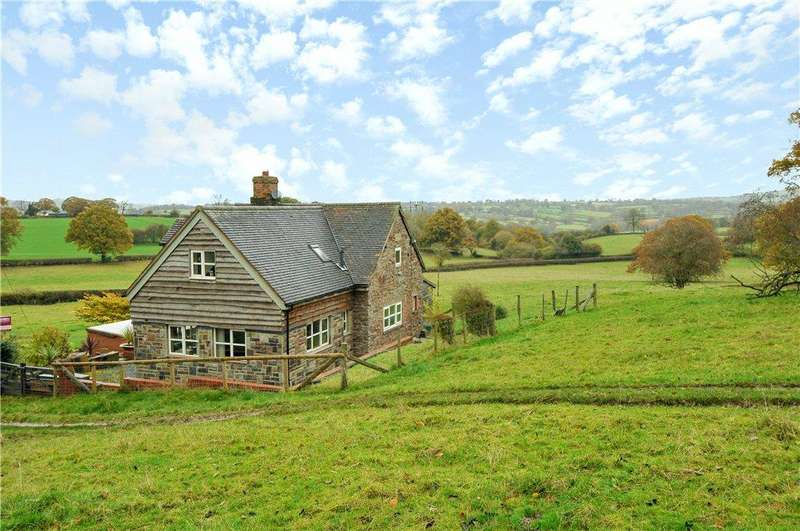 2 Bedrooms Detached House for sale in Cold Weston, Craven Arms, Shropshire, SY7