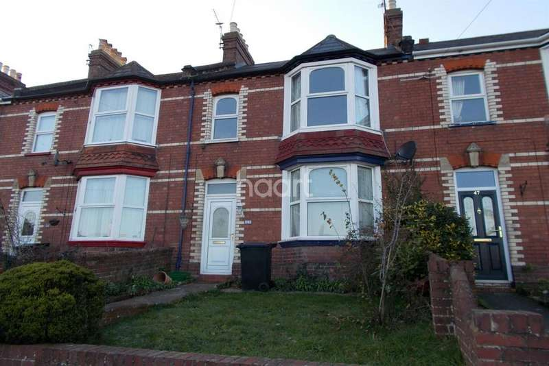 3 Bedrooms Terraced House for sale in Exwick