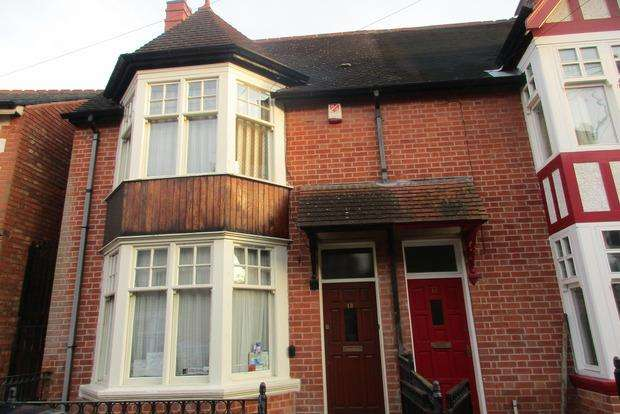 3 Bedrooms End Of Terrace House for sale in Church Avenue, Leicester, LE3