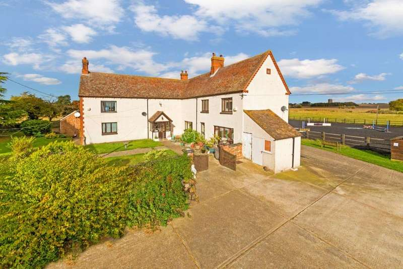 5 Bedrooms Detached House for sale in Shillington