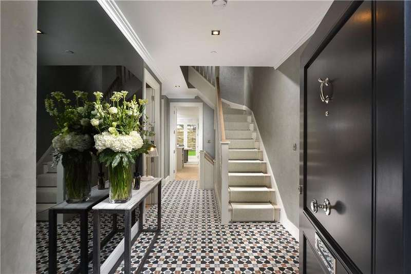 5 Bedrooms Residential Development Commercial for sale in Chiswick Gate, Burlington Lane, Chiswick, London, W4