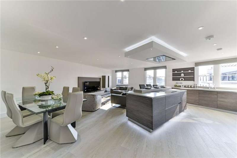 2 Bedrooms Flat for sale in Cleveland Square, Bayswater, London, W2