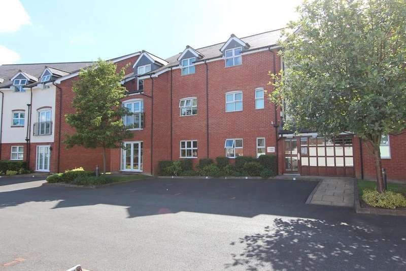 3 Bedrooms Apartment Flat for sale in Rosemont House, Poplar Road, Dorridge