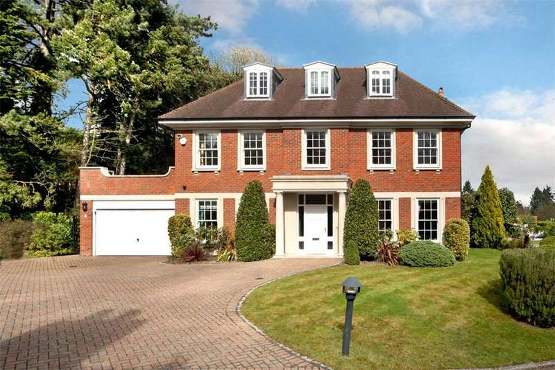 5 Bedrooms Detached House for sale in Davidge Place, Knotty Green, Beaconsfield, Buckinghamshire, HP9