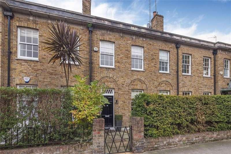 4 Bedrooms Terraced House for sale in Upper Cheyne Row, Chelsea, London, SW3