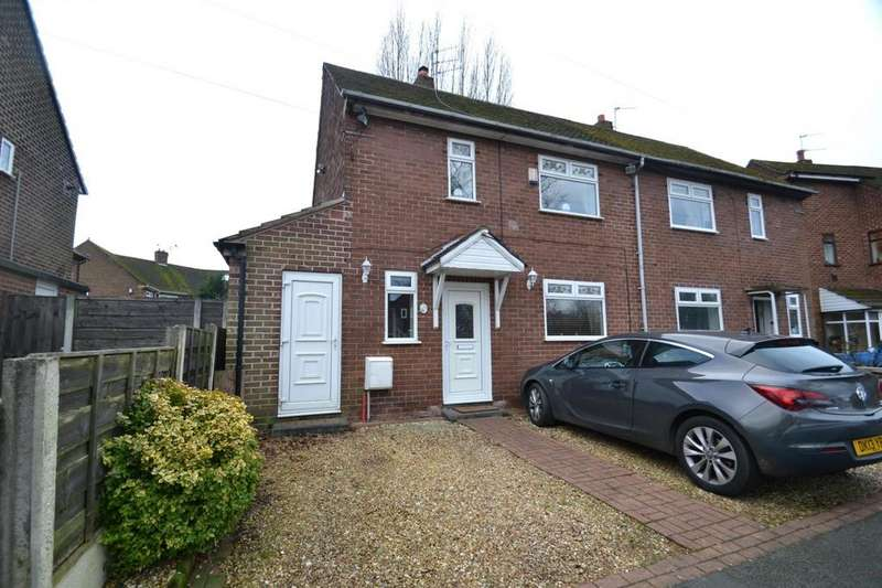 2 Bedrooms Semi Detached House for sale in Woodham Road, Manchester