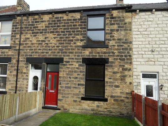3 Bedrooms Terraced House for sale in 14 Willow Street, Barnsley, S70 6AW