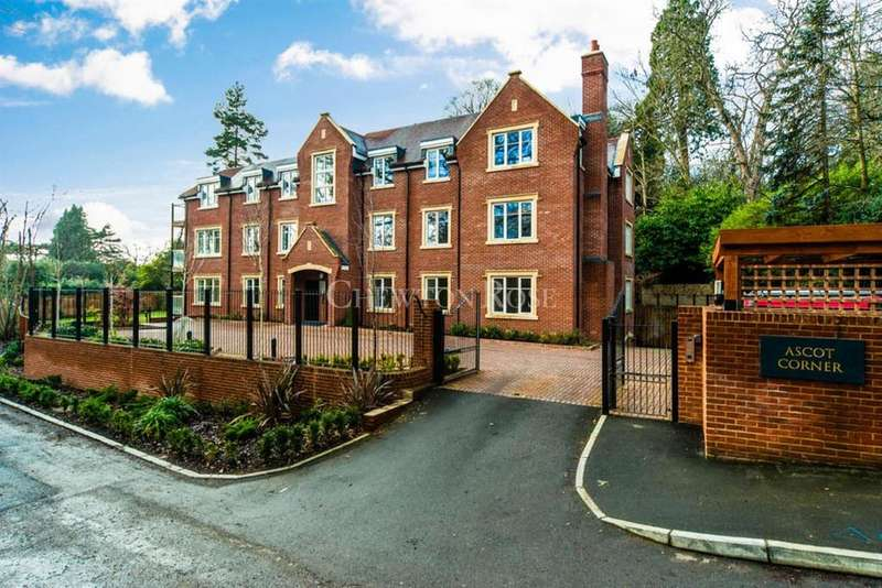 2 Bedrooms Apartment Flat for sale in Ascot Corner, Wells Lane, Ascot