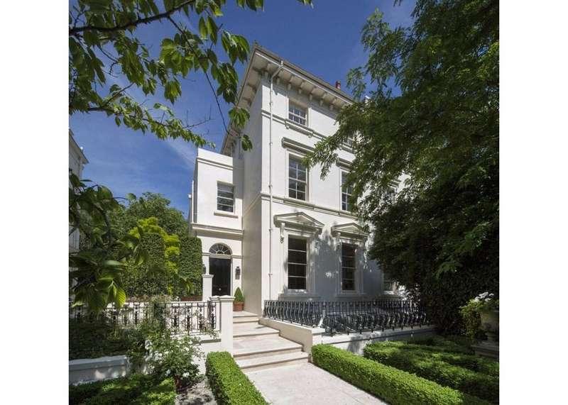 6 Bedrooms Semi Detached House for sale in Warwick Avenue, Little Venice, London, W9