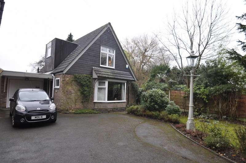 2 Bedrooms Detached House for sale in Bramhall Lane South, Bramhall,