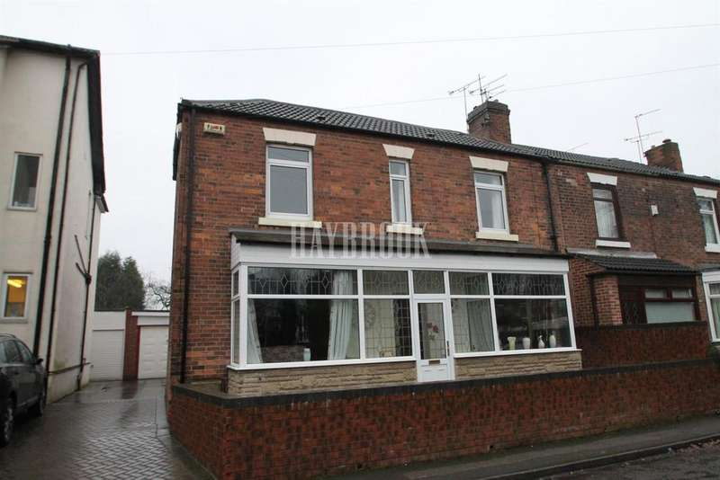 3 Bedrooms Semi Detached House for sale in Clifton Grove, Clifton, Rotherham