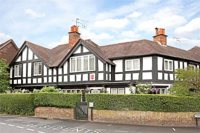 4 Bedrooms Terraced House for sale in Ferry End, Ferry Road, Bray, Maidenhead, SL6