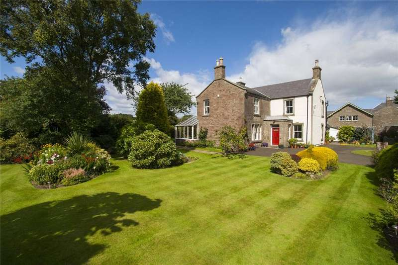 4 Bedrooms Detached House for sale in The Old Manse, Newbigging, By Broughty Ferry, Angus, DD5