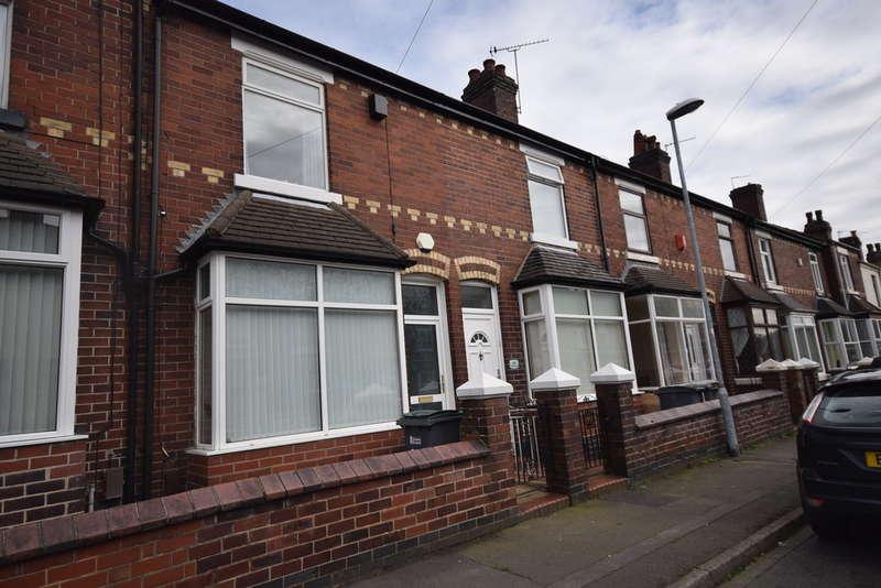 2 Bedrooms Terraced House for sale in Wade Street Burslem