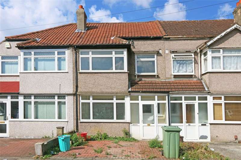 3 Bedrooms Terraced House for sale in Galpins Road, Thornton Heath, CR7