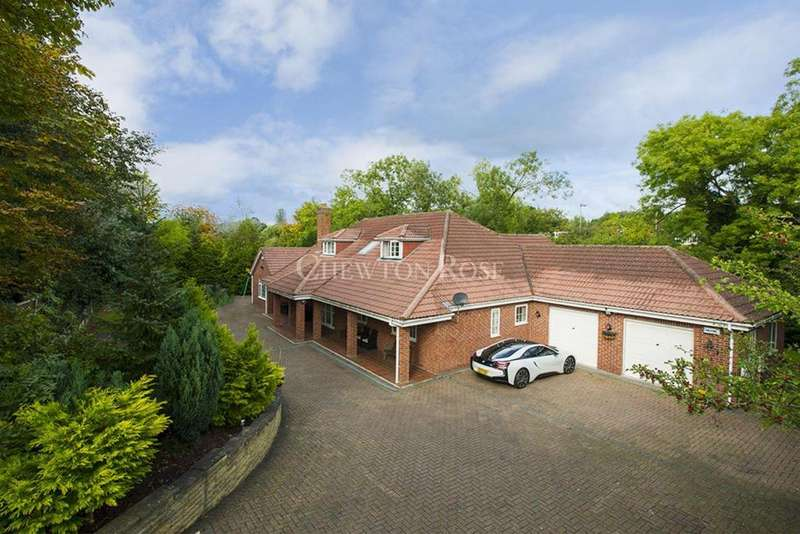 6 Bedrooms Detached House for sale in Littleover, Derby