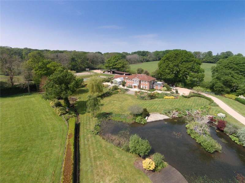 5 Bedrooms Equestrian Facility Character Property for sale in Burley, Ringwood, Hampshire, BH24