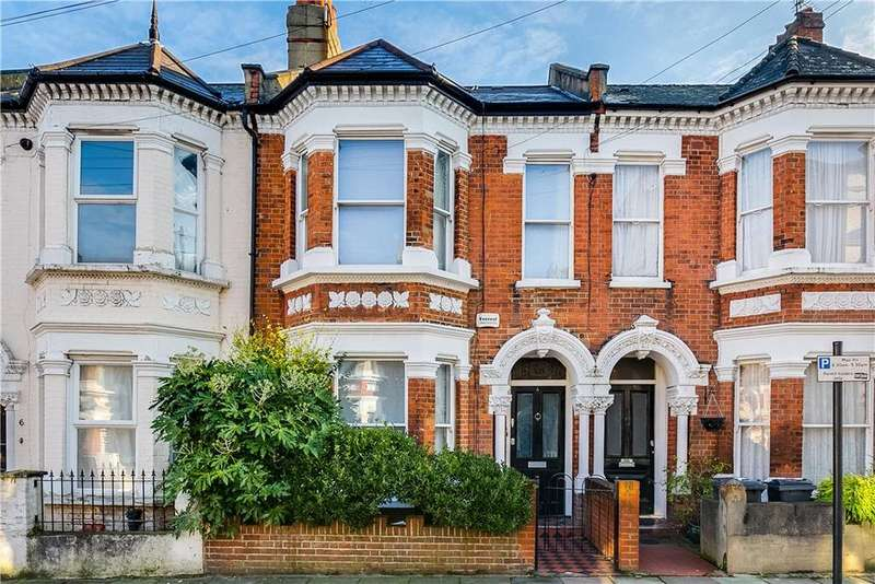 4 Bedrooms Terraced House for sale in Ashmere Grove, London, SW2