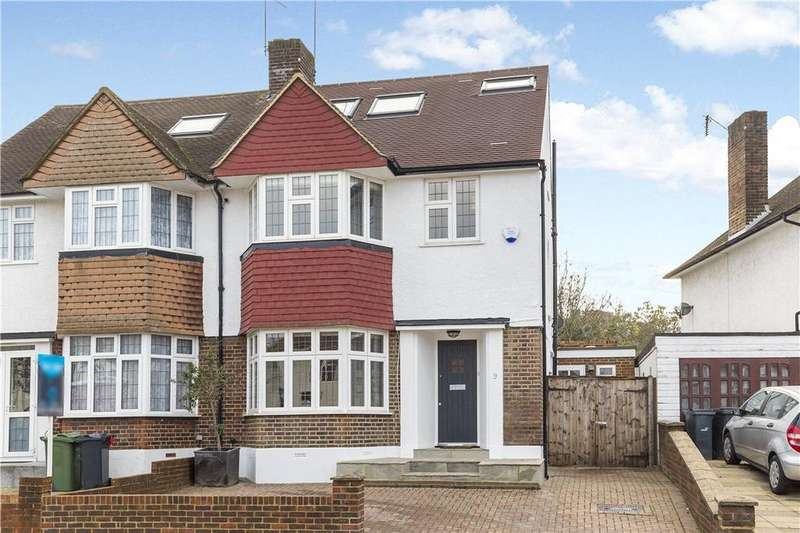 4 Bedrooms Semi Detached House for sale in Acland Crescent, Camberwell, London, SE5