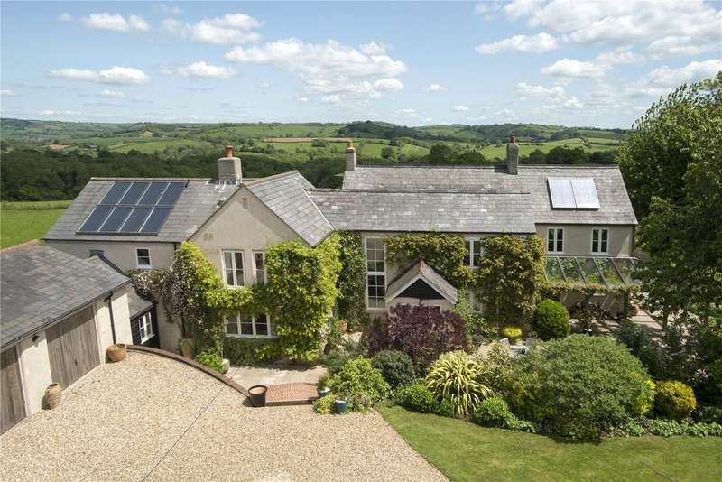 5 Bedrooms Detached House for sale in Netherbury, Bridport, DT6