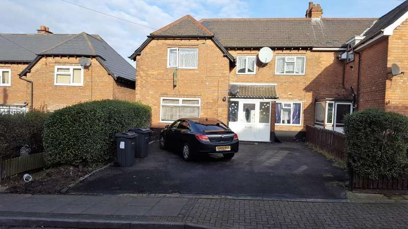 3 Bedrooms Semi Detached House for sale in , FARNHAM RD, HANDSWORTH, B21
