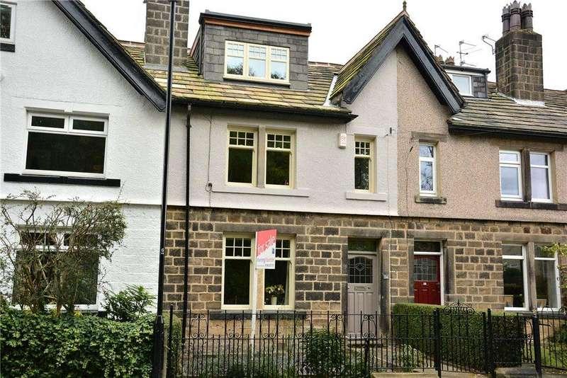 4 Bedrooms Terraced House for sale in Ings Lane, Guiseley, Leeds, West Yorkshire