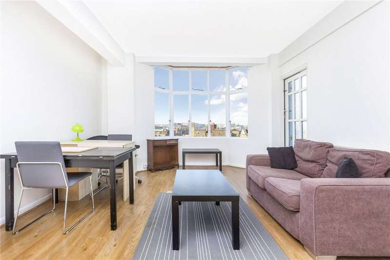 1 Bedroom Flat for sale in Trinity Court, Gray's Inn Road, London, WC1X