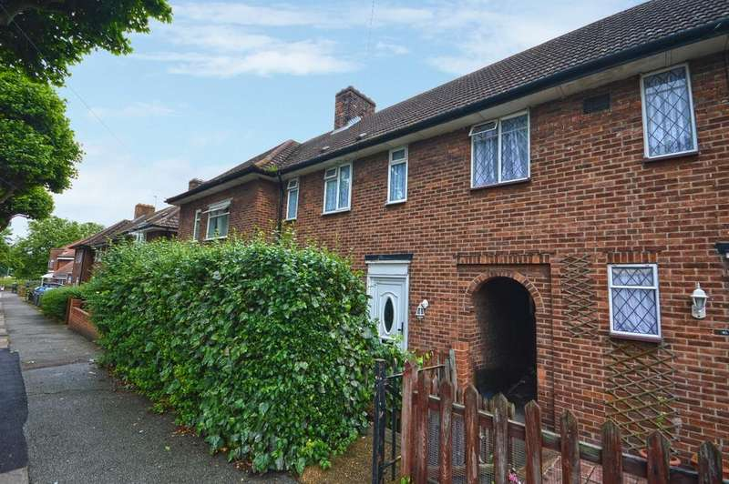 3 Bedrooms Terraced House for sale in King Alfred Avenue Catford SE6
