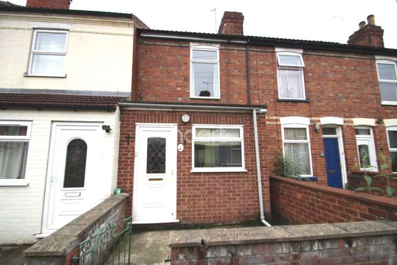 2 Bedrooms Terraced House for sale in Connaught Terrace, Lincoln, LN5