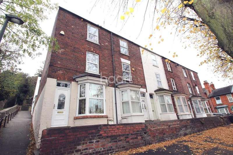 3 Bedrooms End Of Terrace House for sale in Nottingham Terrace, Lincoln, LN2