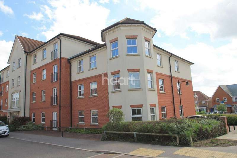 2 Bedrooms Flat for sale in Navona House, Lincoln