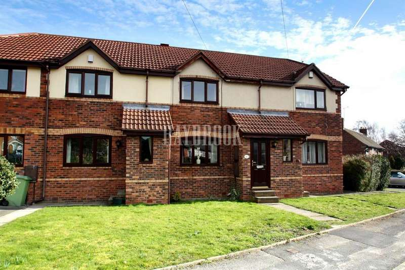 2 Bedrooms Terraced House for sale in Hawthorn Road, Eckington