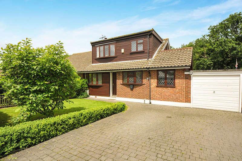 4 Bedrooms Semi Detached House for sale in Warland Road, West Kingsdown, Sevenoaks, TN15