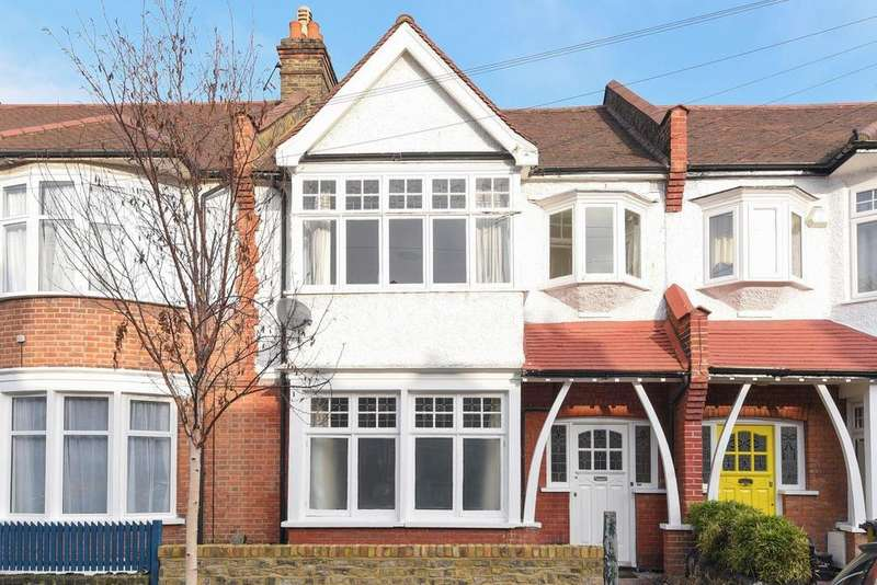 2 Bedrooms Flat for sale in Baytree Road, Brixton, SW2