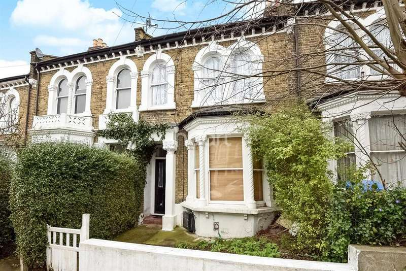 2 Bedrooms Flat for sale in Crofton Road