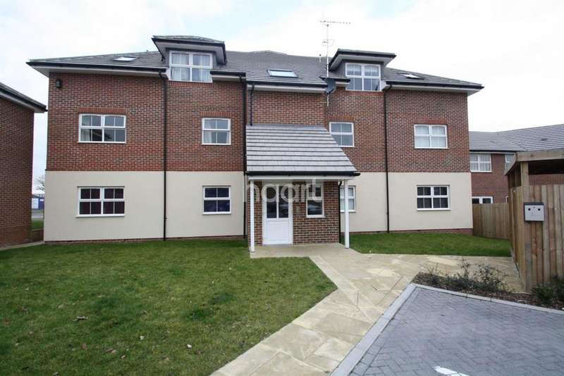 1 Bedroom Flat for sale in Bassett Court