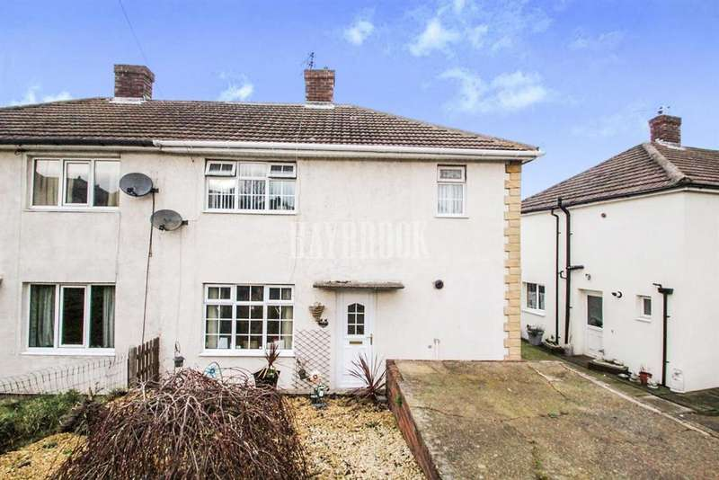 3 Bedrooms Semi Detached House for sale in Queens Drive, Shafton