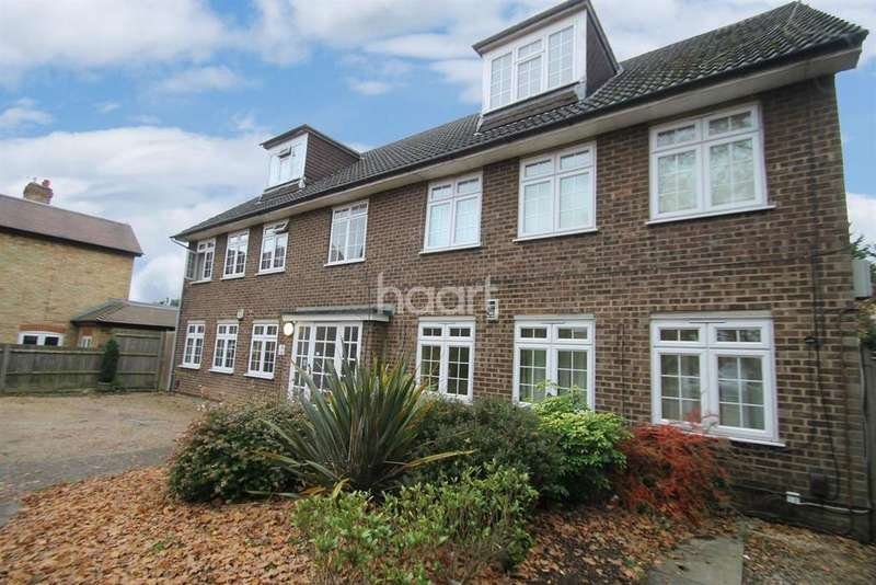 2 Bedrooms Flat for sale in Fareham Court, EN2