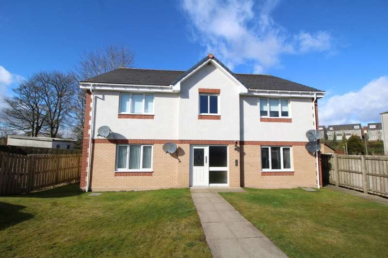 1 Bedroom Flat for sale in Allison Gardens, Blackridge, Bathgate, EH48