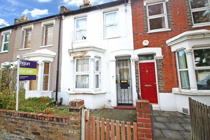 2 Bedrooms Terraced House for sale in Trumpington Road, London, E7