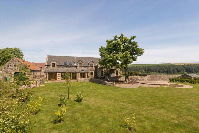 6 Bedrooms Detached House for sale in Old Well House, Struthers Barns, Cupar, Fife, KY15