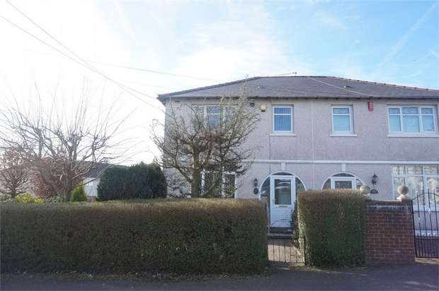 3 Bedrooms Semi Detached House for sale in Kincoed Road, Oakdale, BLACKWOOD, Caerphilly