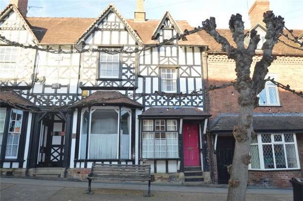 3 Bedrooms Town House for sale in High Street, Cleobury Mortimer, Shropshire