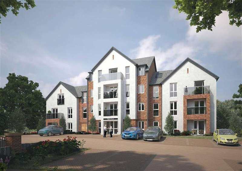 1 Bedroom Apartment Flat for sale in Plot 14 Algar Court, 231, Penn Road, Penn, Wolverhampton, WV4