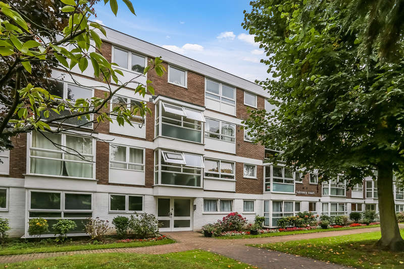 2 Bedrooms Flat for sale in Fairfield South, Kingston Upon Thames, KT1