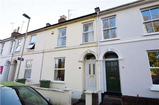 2 Bedrooms Terraced House for sale in Millbrook Street, CHELTENHAM, Gloucestershire, GL50 3RP