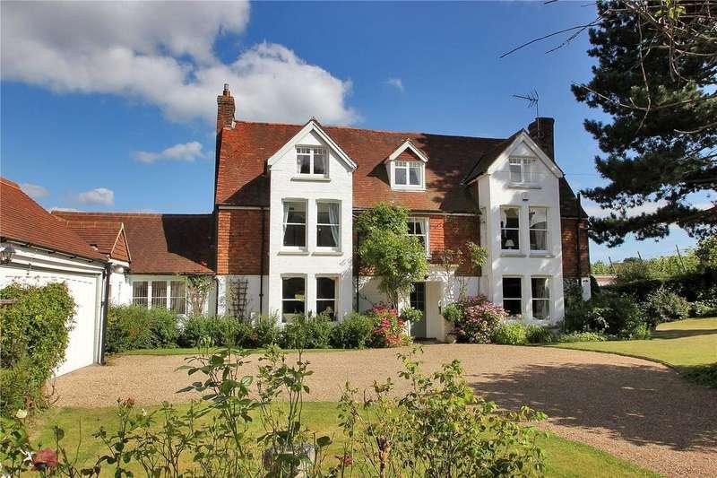 5 Bedrooms Semi Detached House for sale in Lamberhurst Road, Horsmonden, Tonbridge, Kent, TN12